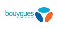 logo opérateur téléphonique Bouygues Télécom