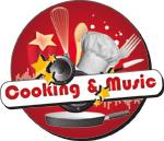 Logo Cooking & Music