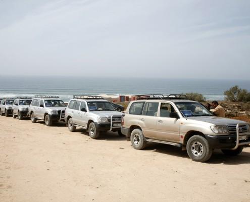 événementiels sur-mesure Force 44 à Agadir Maroc