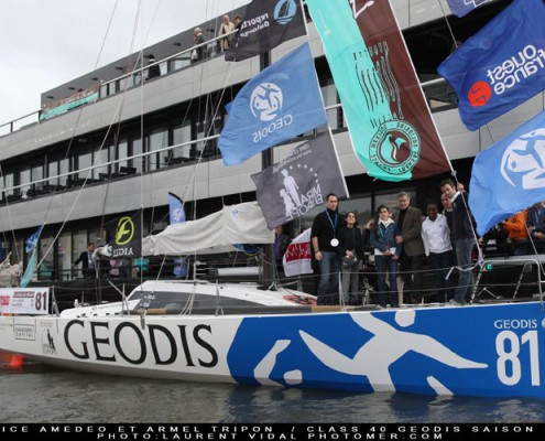 Bateau GEODIS Nantes