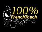 Logo week end French Touch