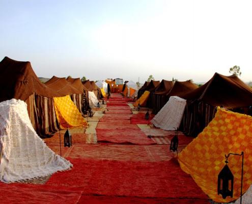 événementiels sur-mesure au Maroc Marrakech sous les étoiles