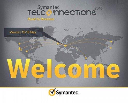 Meeting Symantec telconnection 2013 à Vienne Autriche