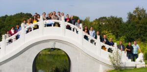 2 jours de séminiaire sur l'efficacité commerciale avec rallye dans le zoo de Beauval